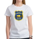 Butte County Sheriff Women's T-Shirt