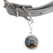Bird cages Small Round Pet Tag