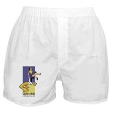 Swing Dance Boxer Shorts