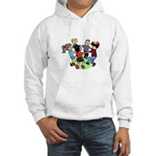 Peace Among Children Hoodie
