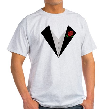Tuxedo Shirt Light T-Shirt