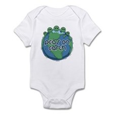 Peas (Peace) on Earth Infant Bodysuit