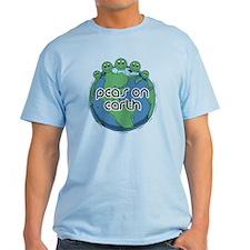 Peas (Peace) on Earth T-Shirt