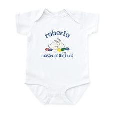 Easter Egg Hunt - Roberto Infant Bodysuit