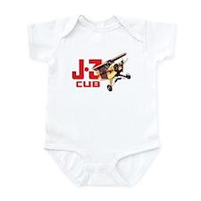 J-3 CUB I Infant Bodysuit