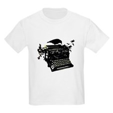 Typewriter Kids T-Shirt