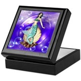 Sparkling Mermaid Keepsake Box