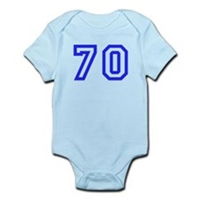 #70 Infant Bodysuit