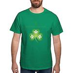 Irish Masons Green Beer Instructions Dark T-Shirt