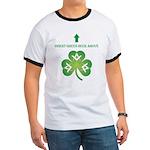 Irish Masons Green Beer Instructions Ringer T