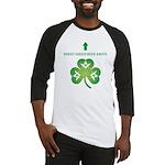 Irish Masons Green Beer Instructions Baseball Jer