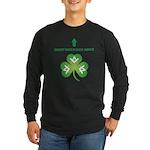 Irish Masons Green Beer Instructions Long Sleeve