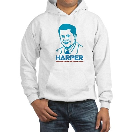 Anti-Harper3 Hooded Sweatshirt