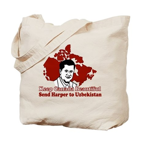 Beautify Canada Tote Bag