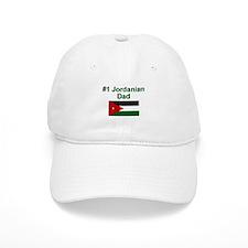 Jordanian #1 Dad Baseball Cap