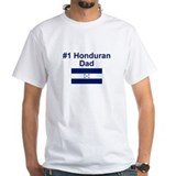 #1 Honduran Dad Shirt