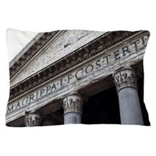 The Pantheon Pillow Case