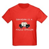 Grandma Police Officer T
