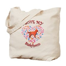 Love Staby Tote Bag