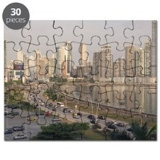 Panama City skyline Puzzle