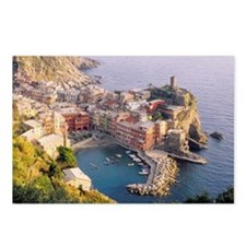 Cinque Terre, Vernazza Postcards (Package of 8)