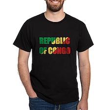 Republic of Congo T-Shirt