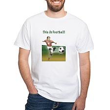 Real Football Shirt