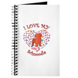 Love Schnoodle Journal