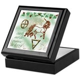 Earth Element Keepsake Box