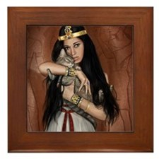 Queen Tera Framed Tile