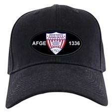 AFGE Local 1336 <BR>Baseball Hat 3