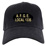 AFGE Local 1336&lt;BR&gt;Baseball Hat 4