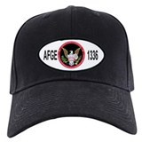AFGE Local 1336&lt;BR&gt;Baseball Hat 2