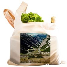 Stelvio Pass, Italy Reusable Shopping Bag