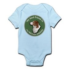 Best Friend Brittany Spaniel Body Suit