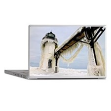 St. Joseph lighthouse Laptop Skins