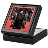 Cool Caballo Keepsake Box