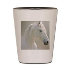 Lusitano horse Shot Glass