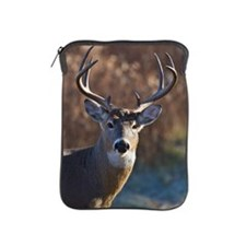 Whitetail Deer buck iPad Sleeve