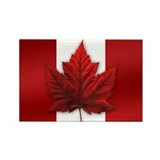 Canada Flag Maple Leaf Art Fridge Magnets 10