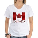 Canadian Flag Souvenir Shirt