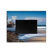 Edge of rock Picture Frame