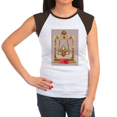 Statue of Lord Ganesh Tee
