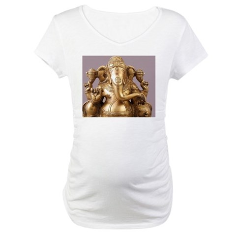 Statue of Lord Ganesh Shirt