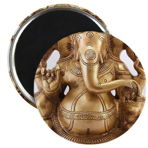 Statue of Lord Ganesh Magnet