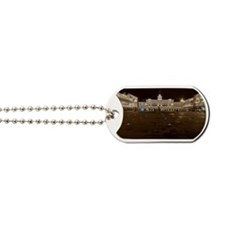 Trieste by night Dog Tags