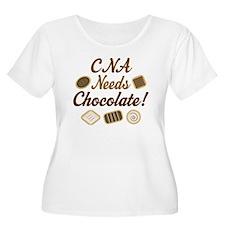 CNA Chocolate Gift T-Shirt