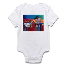 'Barrio Ascension' Infant Bodysuit