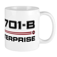 USS Enterprise-B Mug