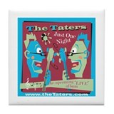 Just One Night Tile Coaster